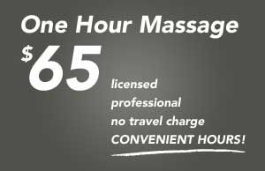 One Hour Massage 65