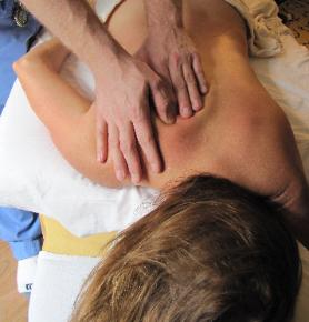 Trinity Mobile Massage Deep Tissue